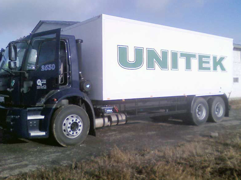 Unitek грузовик