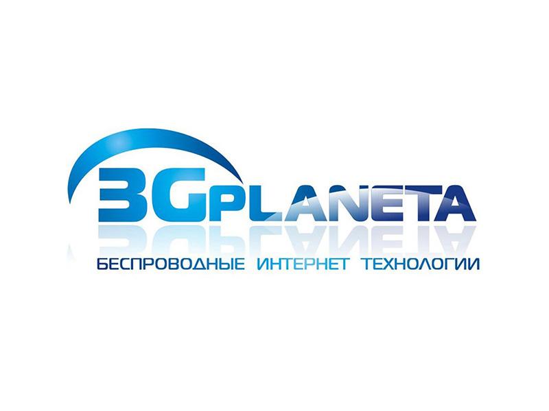 Логотип  3G Planeta