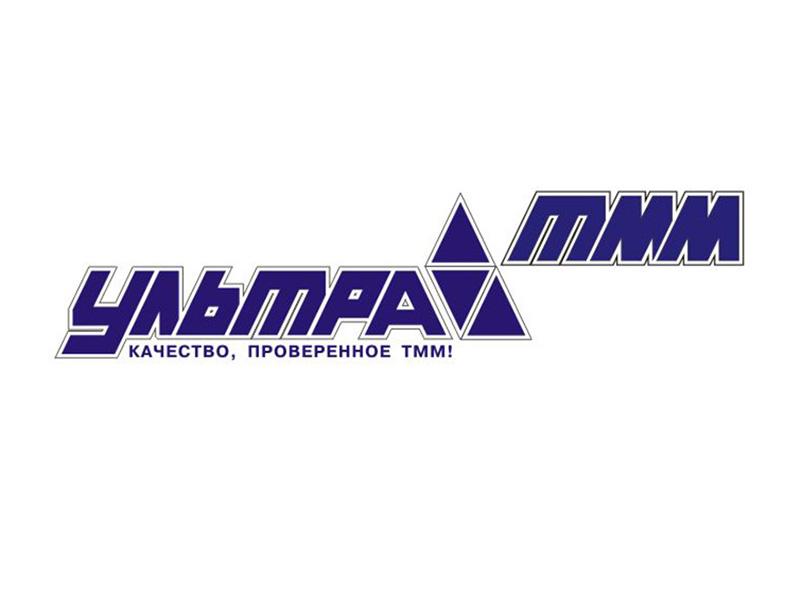 Логотип офисного центра Ультра