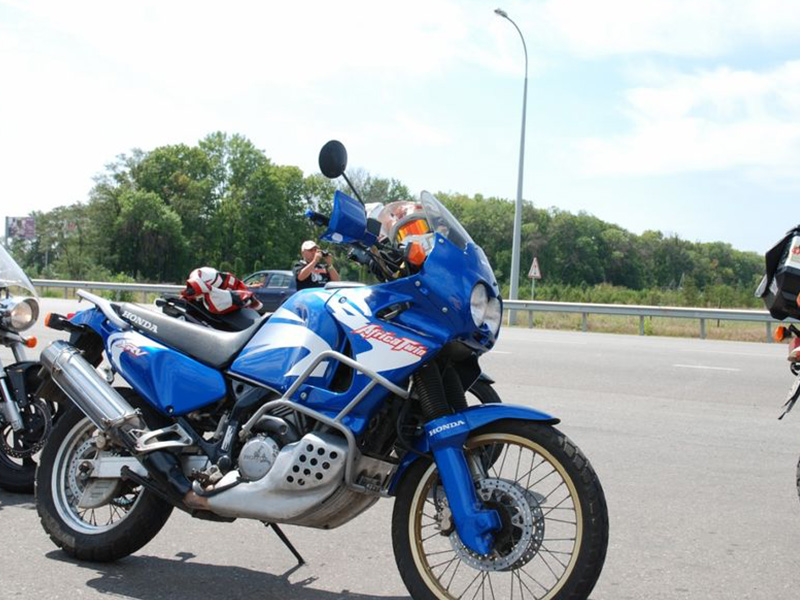 Мотоцикл Africa Twin