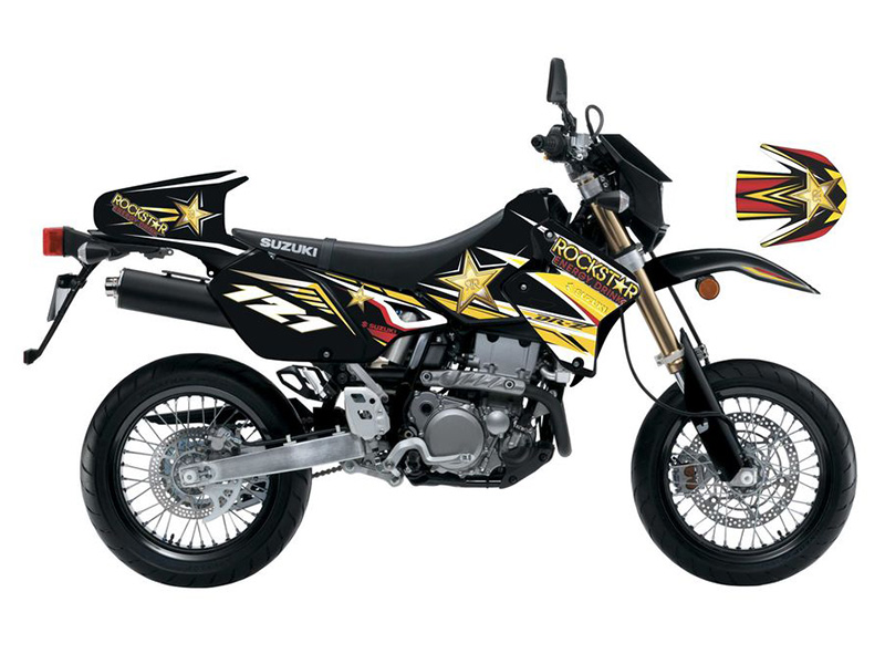 Мотоцикл RockStar