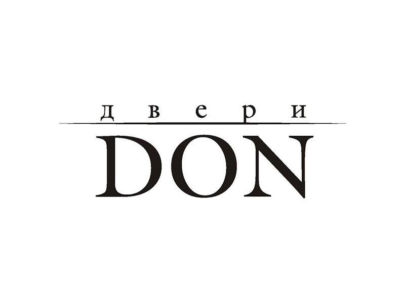 Логотип  двери Don