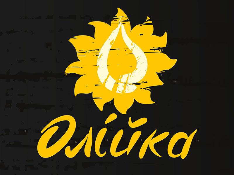Логотип Олійка масло